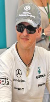 F1: Шумахер пообещал стать восьмикратным чемпионом мира