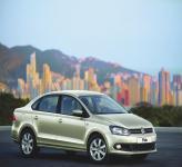 Volkswagen Polo Sedan появится в Украине в 2011 году