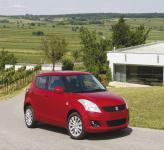 Suzuki в Париже покажет новое поколение Swift