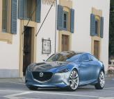 Mazda Shinari Concept: носитель нового стиля