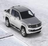 Volkswagen Amarok скоро появится в Украине