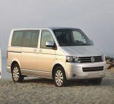 Volkswagen представит Transporter с технологией BlueMotion