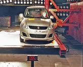 Краш-тест: Suzuki Swift