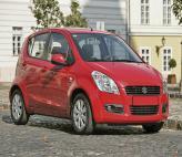Suzuki Splash уже в автосалонах Украины