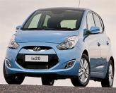 В Париже представят мини-вэн Hyundai ix20 и обновленный Hyundai i10