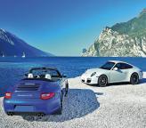 Porsche 911 Carrera GTS будет представлен в Париже