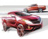 Mazda BT-50: пикап нового поколения