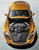 Мощность 6,0-литрового V12 возросла до 490 л. с.