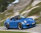 В Porsche показали 911 Speedster