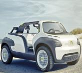 Citroen Lacoste: пляжный автомобиль