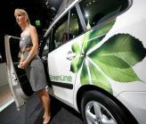 Семейство экологичных Skoda покажут в Париже