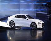 Парижский автосалон: Audi A7 Sportback, Audi A1, Audi Quattro Concept, Audi A1 1.4 TFSI, Audi e-tron Spyder Concept