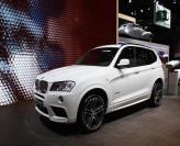 Парижский автосалон: BMW X3, BMW 6 Series Concept