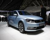 Парижский автосалон: Volkswagen Passat