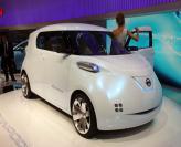 Парижский автосалон: Nissan Townpod