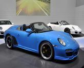 Парижский автосалон: Porsche 911 Speedster, Porsche 911 Carrera GTS
