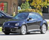 Volkswagen New Beetle 2012 года: шпионское фото
