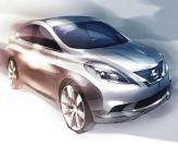 Nissan Tiida: первые фото нового поколения
