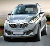 BMW X4 покажут уже в следующем году