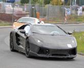 Lamborghini Jota Superleggera проходит тесты