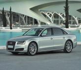 В Украине доступен Audi A8 L
