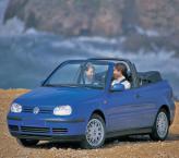 Volkswagen Golf снова станет кабриолетом