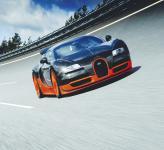 Bugatti Veyron Super Sport: рекордсмен во всем