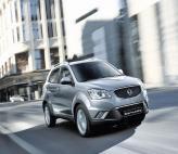 SsangYong намерен представить три новых автомобиля