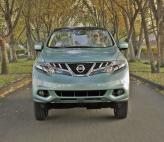 Nissan показал Murano Cross Cabriolet