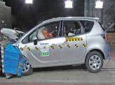 Краш-тест: Opel Meriva