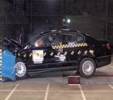 Краш-тест: Volkswagen Passat