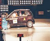 Краш-тест: Nissan Micra