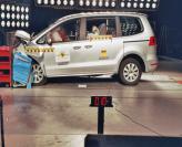 Краш-тест: Volkswagen Sharan