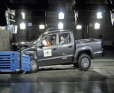Краш-тест: Volkswagen Amarok