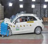 Краш-тест: Audi A1