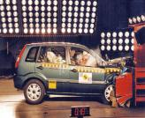 Краш-тест: Ford Fusion