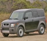 Honda Element будет снят с производства