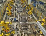 Производство легковых автомобилей в Украине увеличилось на 53 процента