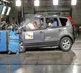 Краш-тест: Nissan Note