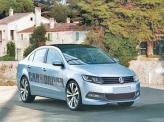 Volkswagen NMS – новый среднеразмерный седан