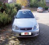 Honda Civic: городской спортсмен