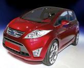 Ford готовит компактный минивэн B-MAX