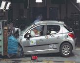 Краш-тест: Peugeot 207