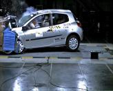 Краш-тест: Renault Clio