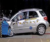 Краш-тест: Suzuki SX4