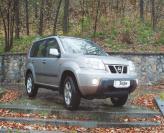 "Nissan X-Trail (2001-2007): надежный ""проходимец"""
