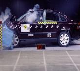 Краш-тест: Volvo S40