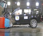 Краш-тест: Nissan Pathfinder