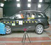 Краш-тест: Audi Q7
