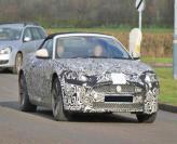 Jaguar XK: шпионские фото (фото)